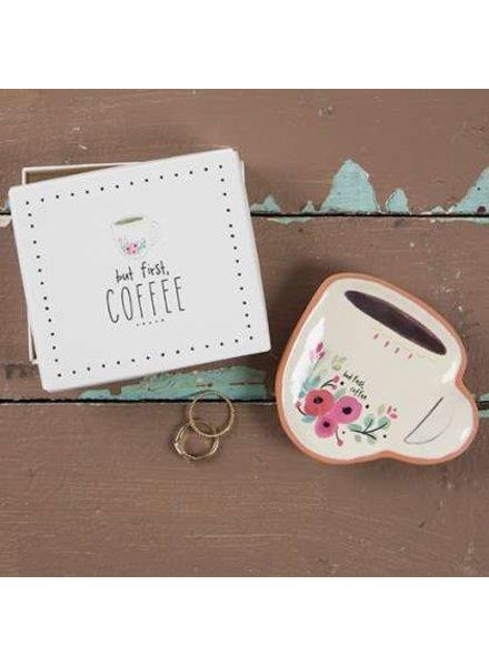 natural life santa fe dish coffee mug