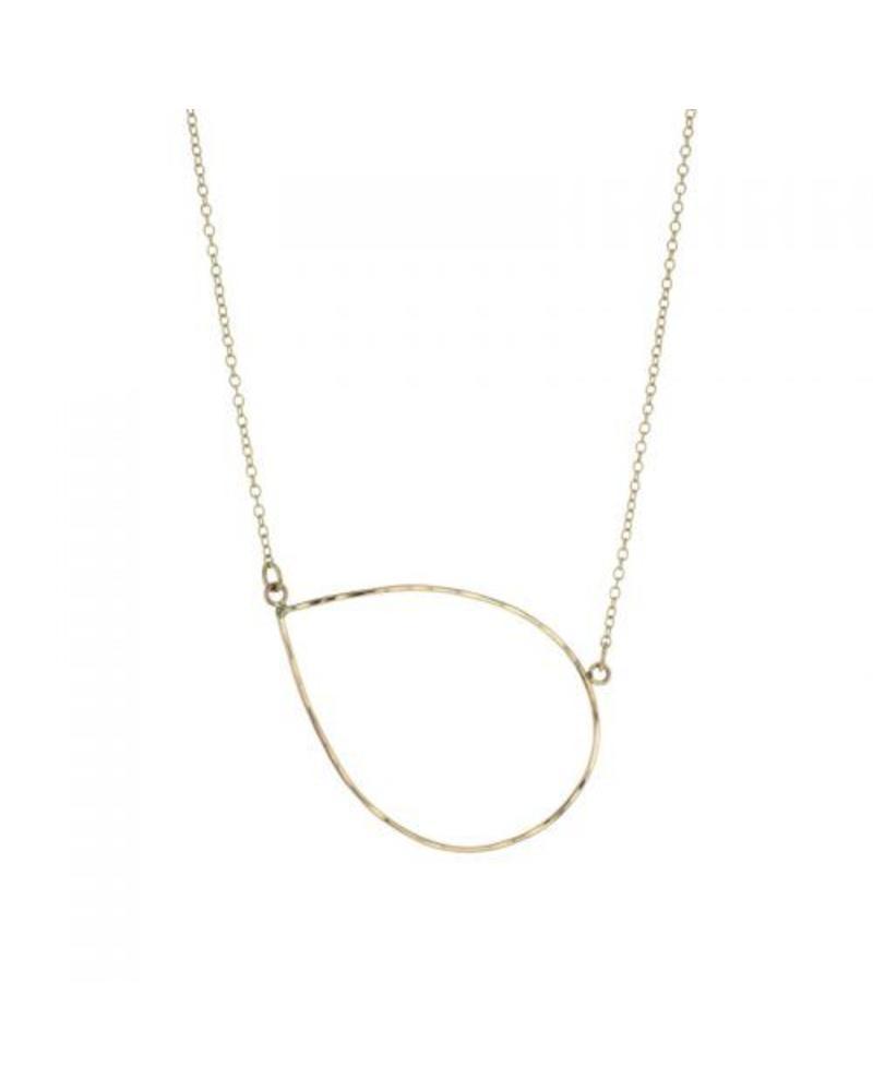 lotus jewelry studio lotus petal necklace
