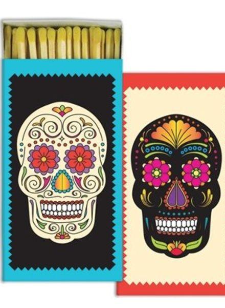 homart sugar skull matches