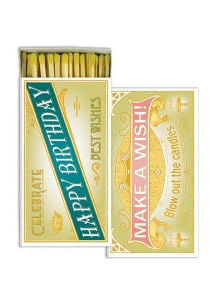 homart happy birthday matches