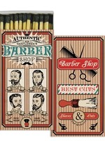 homart barber shop matches