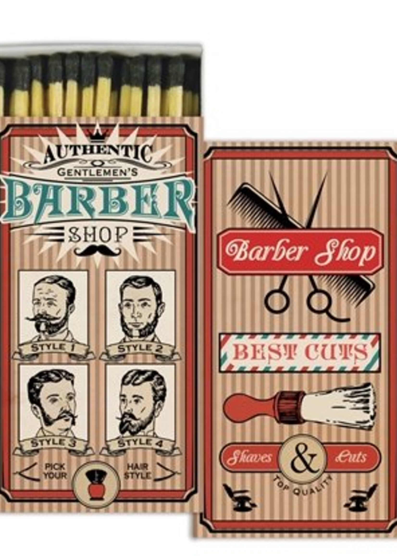 homart homart barber shop matches