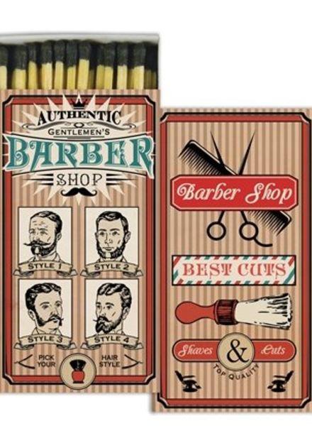 homart barber shop matches