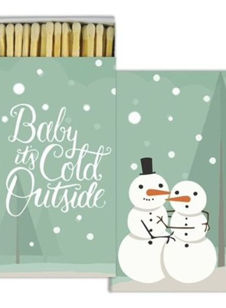 homart baby its cold outside matches
