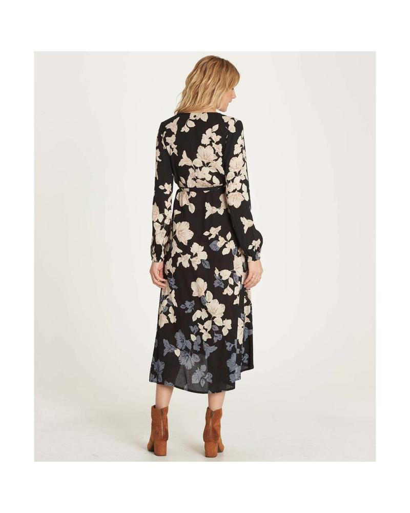 billabong billabong floral fever dress