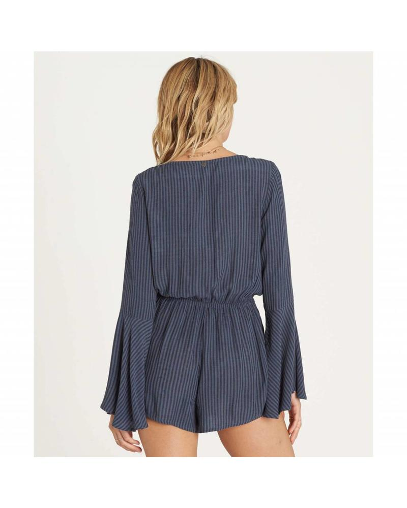 billabong billabong sittin pretty romper