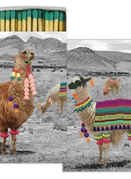 homart llama matches