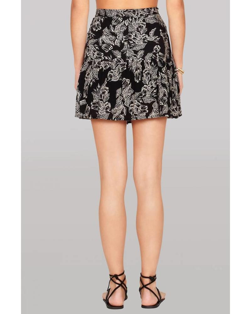 amuse society amuse society steal my heart skirt