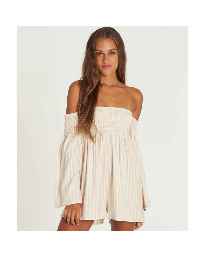 billabong billabong fox on the run romper
