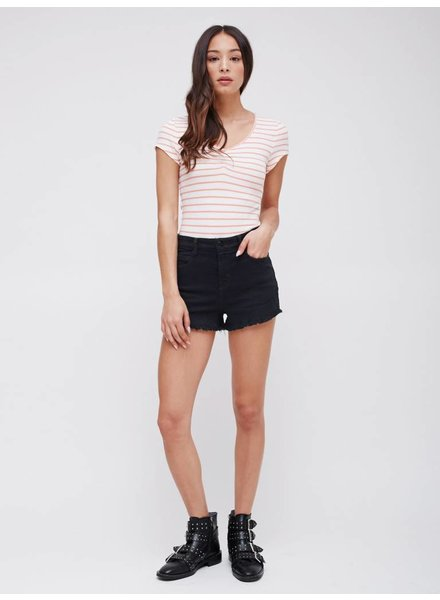 obey alexa denim short