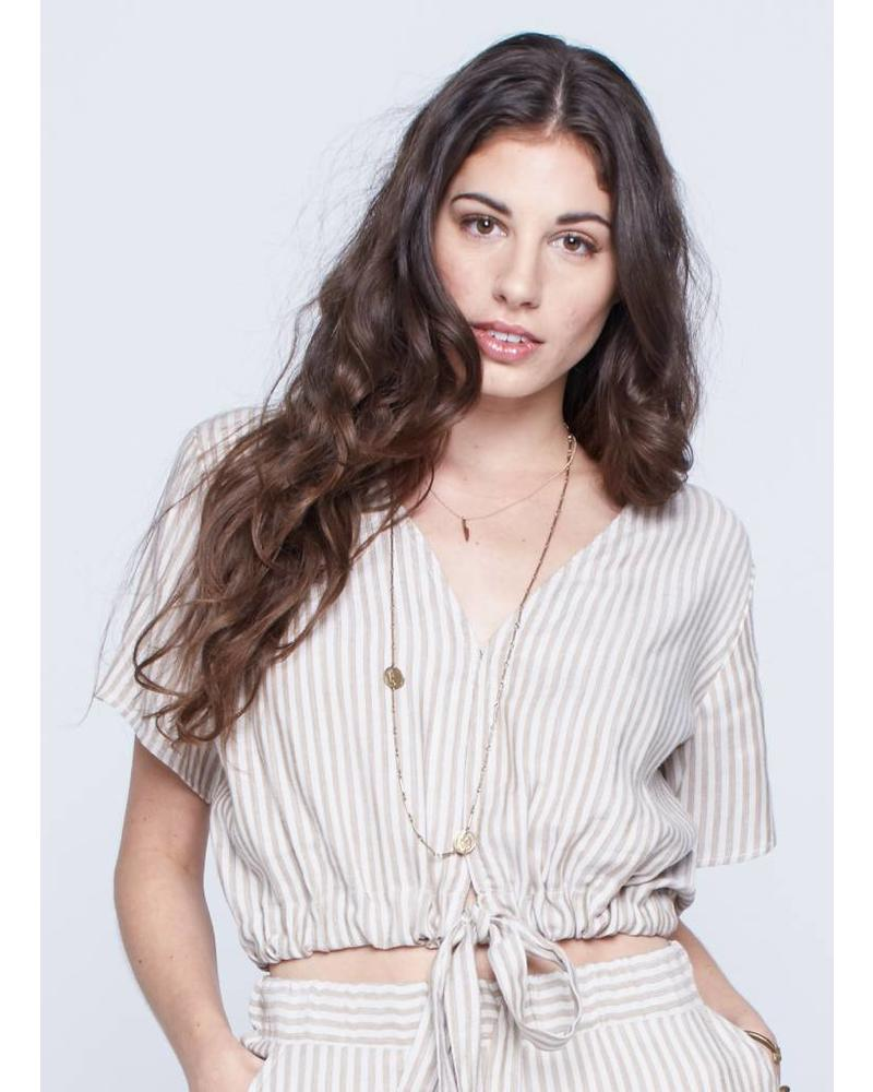 knot sisters knot sisters barcelona top