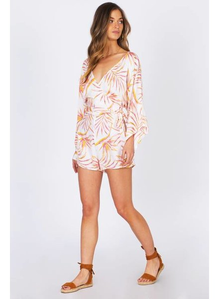 amuse society pacific paradise romper