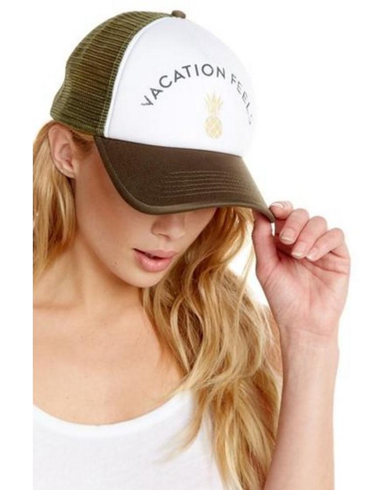 chaser chaser vacation feels trucker hat