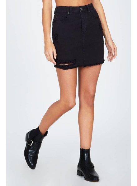 amuse society short cut skirt