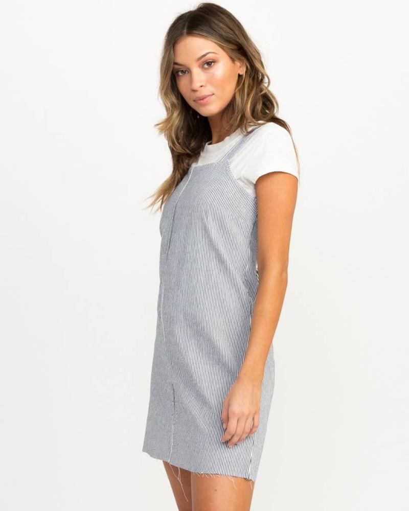 rvca rvca tide shift dress