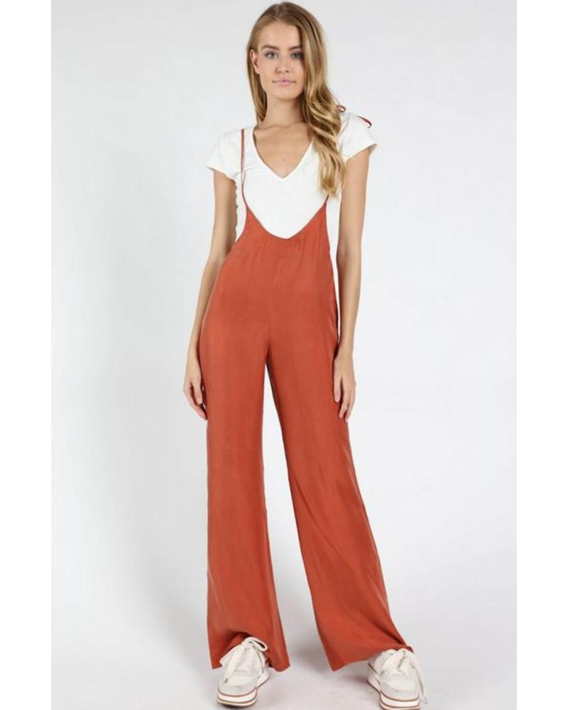 honey punch honey punch maya  jumpsuit