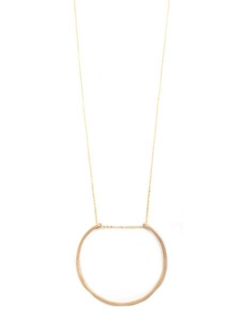 mimi & lu mimi & lu oaklynn necklace