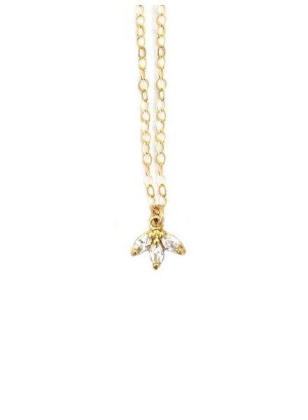 mimi & lu micro necklace