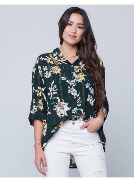 knot sisters blanch top