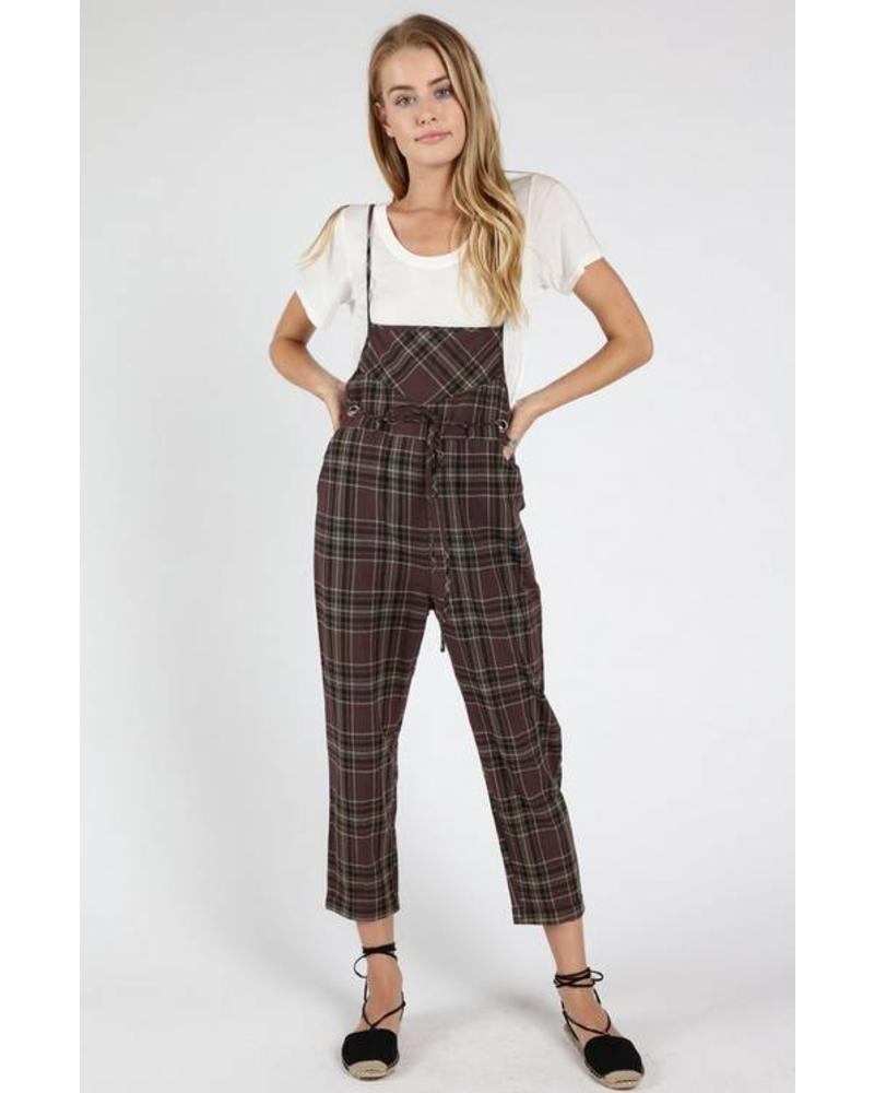 honey punch honey punch luanne jumpsuit