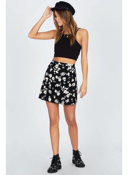 amuse society jardin skirt