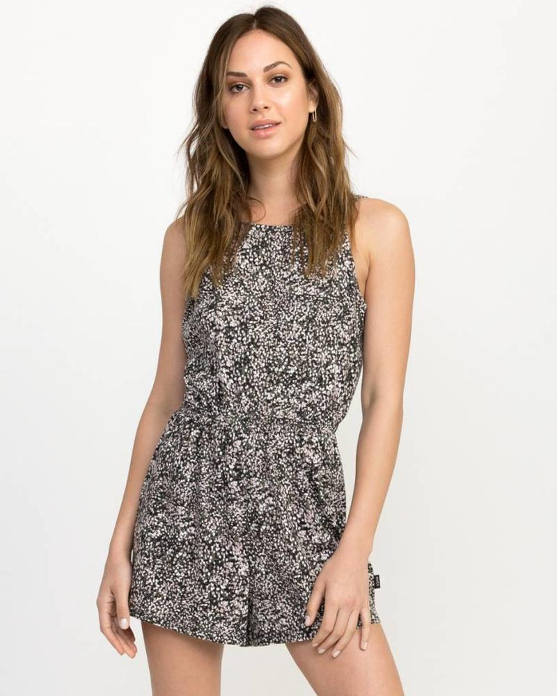 RVCA rvca filed romper