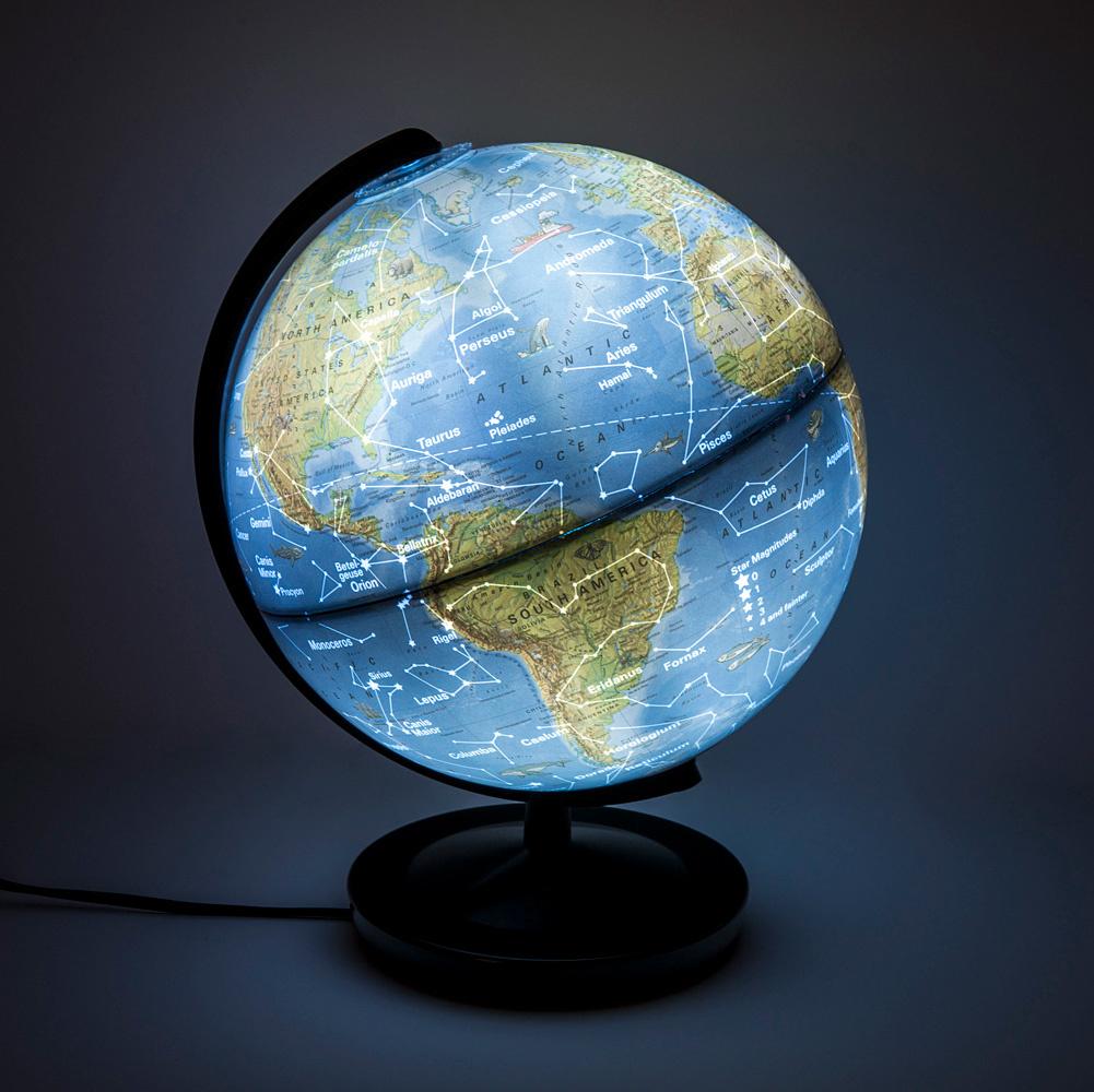 Day & Night Globe