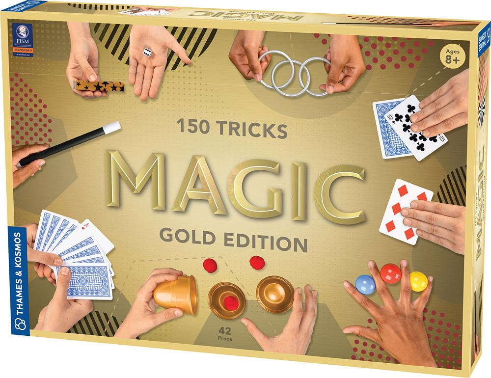 Magic Magic: Gold Addition