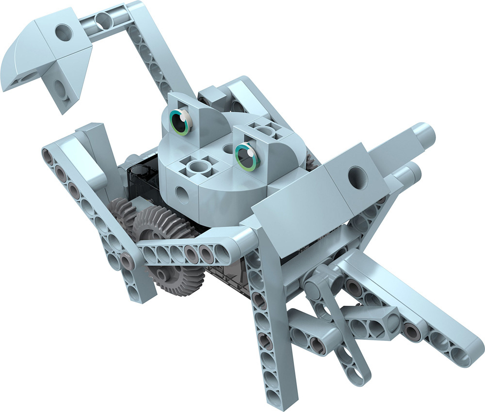 Kids First Kids First: Robot Safari - Introduction to Motorized Machines