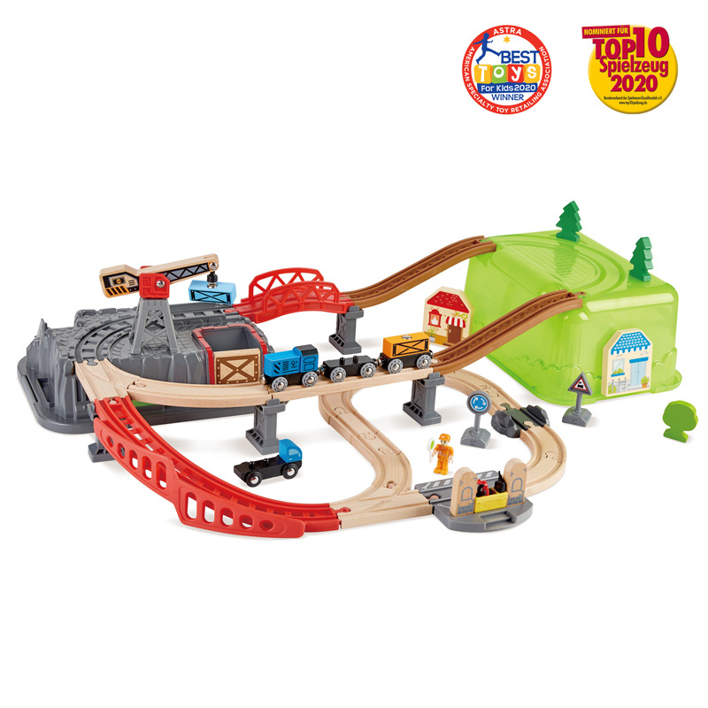 Railway Bucket-Builder Set DS