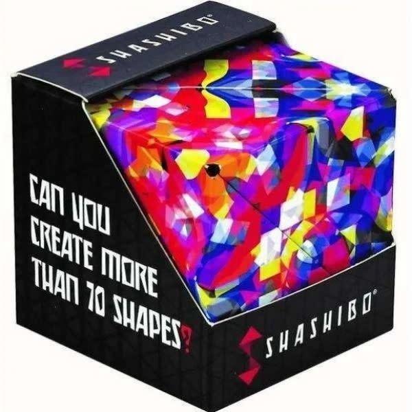 Shashibo Cube Confetti