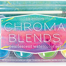 Chroma Blends Pearlescent Water Color