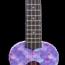 Amahi Ukuleles Purple Mermaid