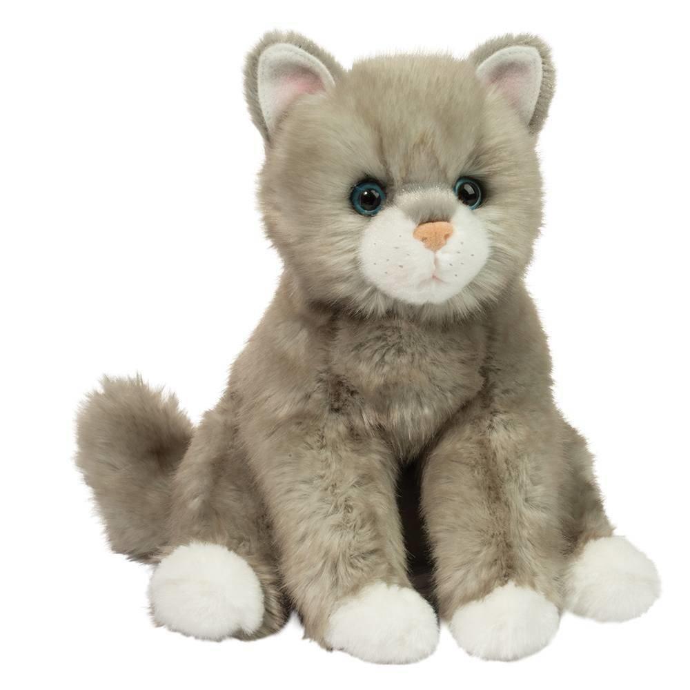 Rita Light Gray Cat