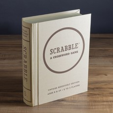 Scrabble Vintage Bookshelf Edition