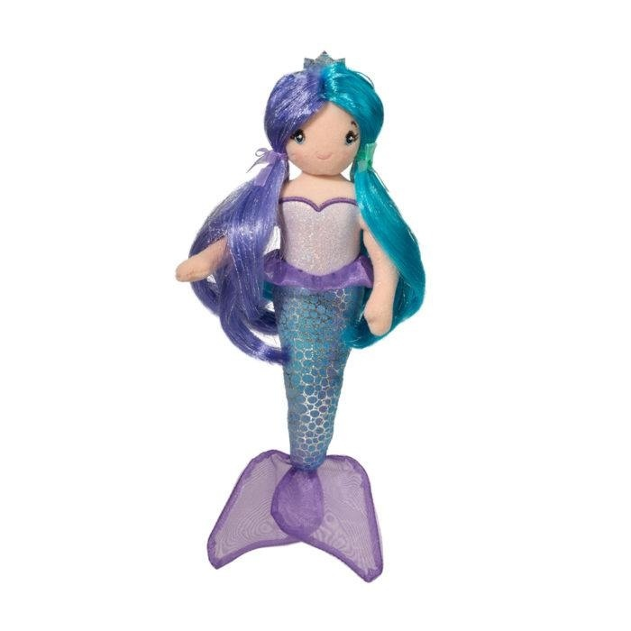 Carly Blue Mermaid