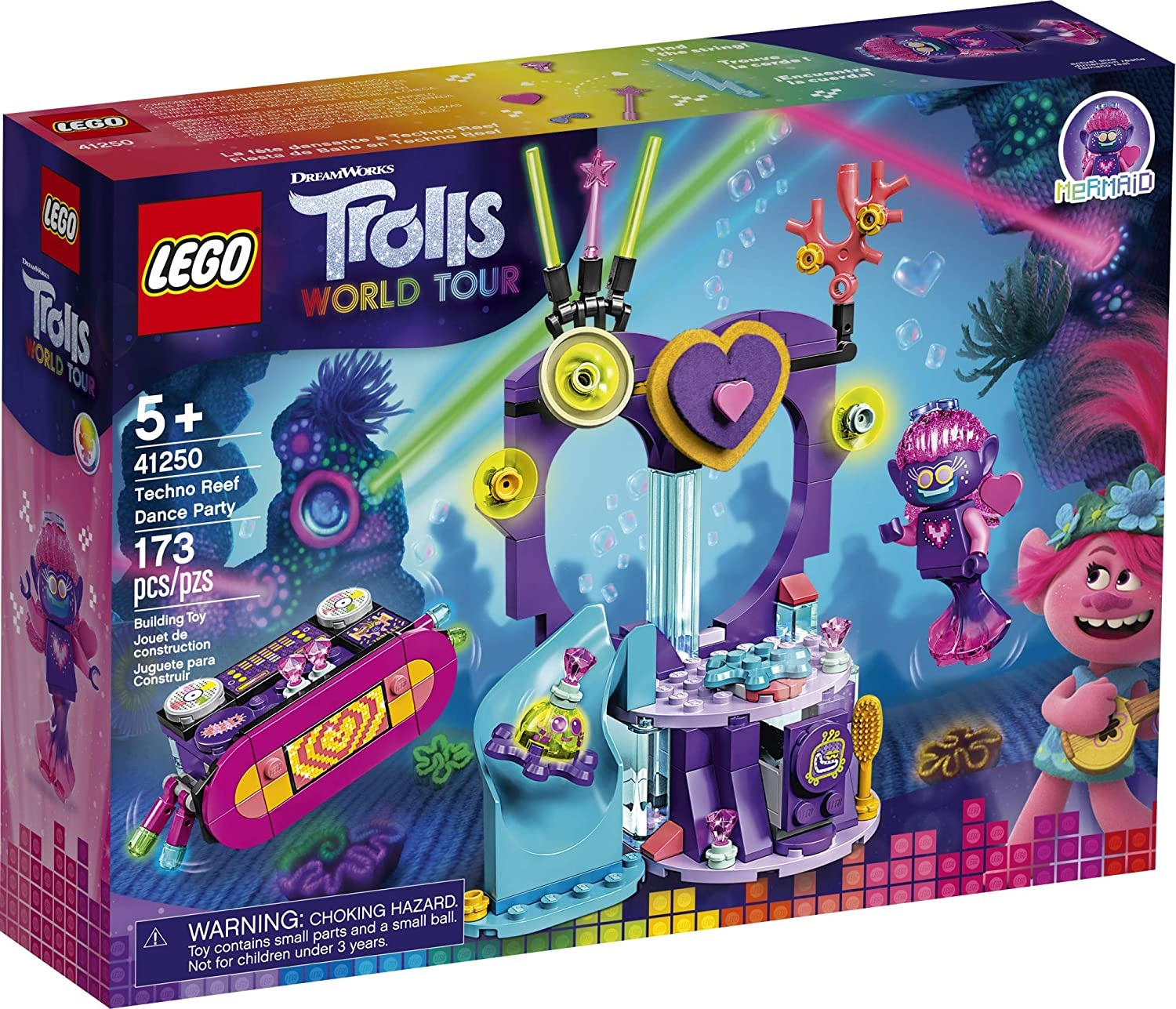Trolls World Tour Techno Reef Dance Party