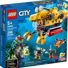 City Ocean Exploration Submarine