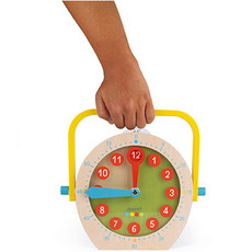 I AM LEARNING HOW TO TELL TIME