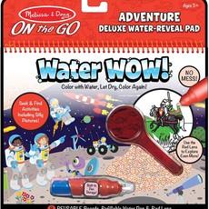 Water Wow! Deluxe Water Reveal Pad - Adventure