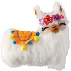 Sew...Furry Llama Pillow