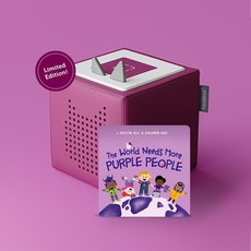Toniebox - Limited Edition Purple Starter Set