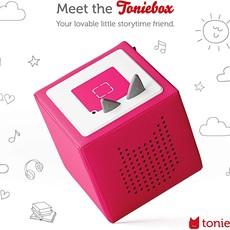 Toniebox Starter Set Pink