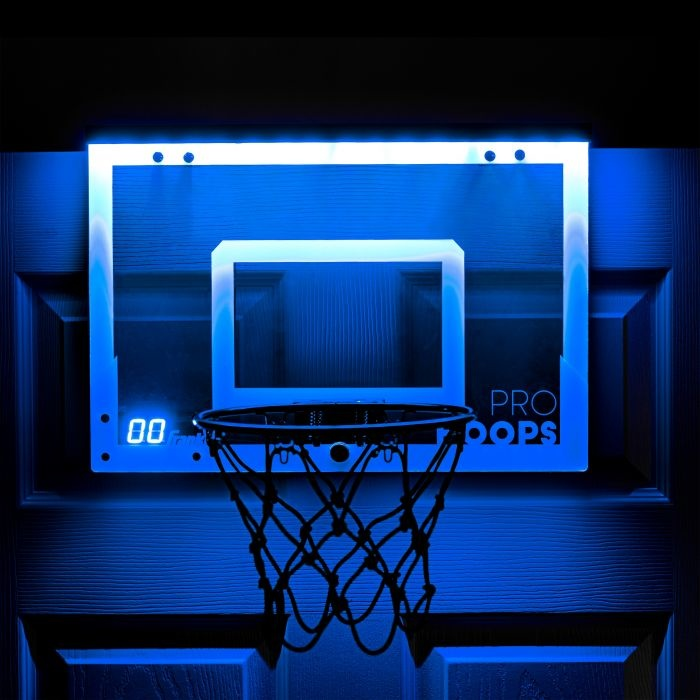 Pro Hoops LED Over the Door Basketball