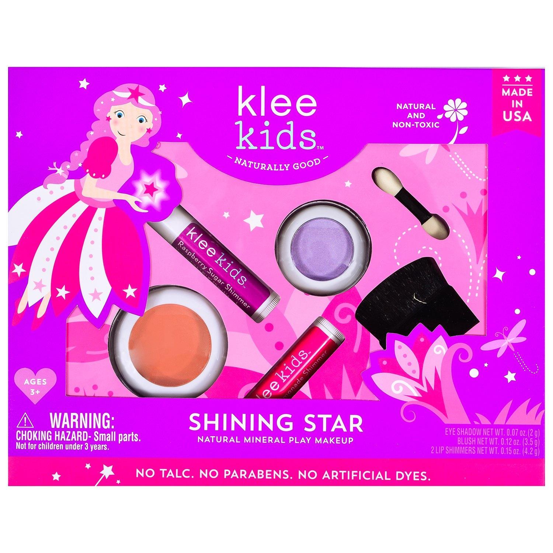 Shining Star Natural Makeup