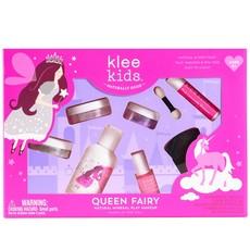 Klee Kids Queen Fairy Natural Makeup Kit