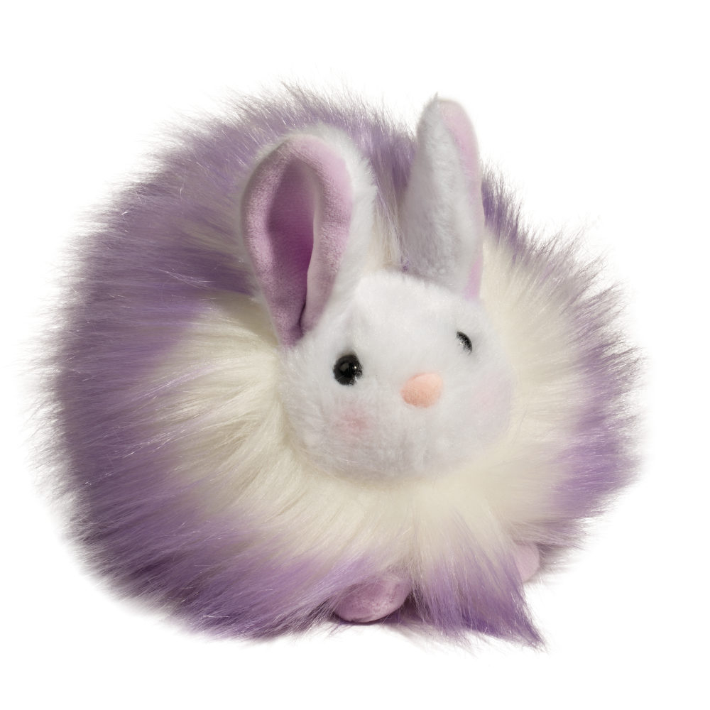 Puff BUNNY Light Purple*