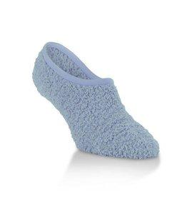 World's Softest World's Softest - Cozy Footsie with Grippers - W2411 - Cornflower
