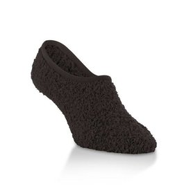 World's Softest World's Softest - Cozy Footsie with Grippers - W2411 - Black