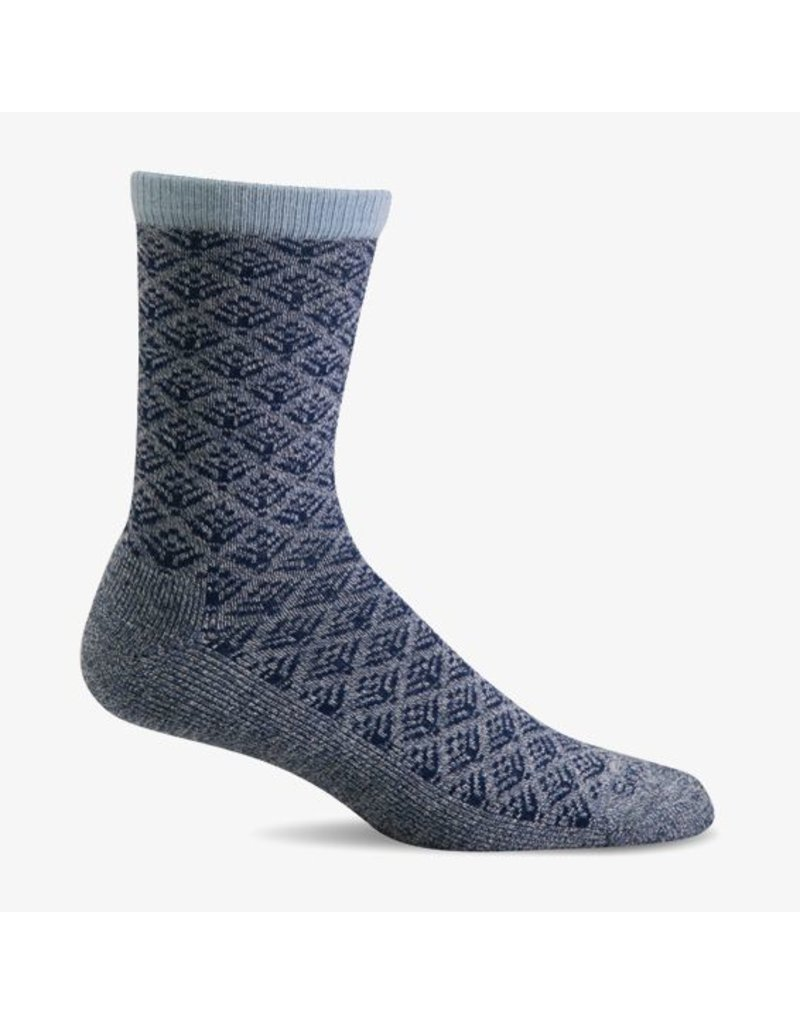 Sockwell Sockwell - Essential Comfort - Sweet Pea - LD151W - Chambray - Women's
